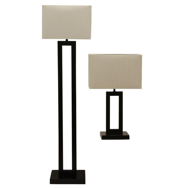 Square Tube Lamp Set