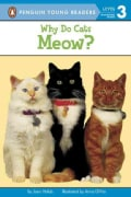 Why Do Cats Meow? (Paperback)