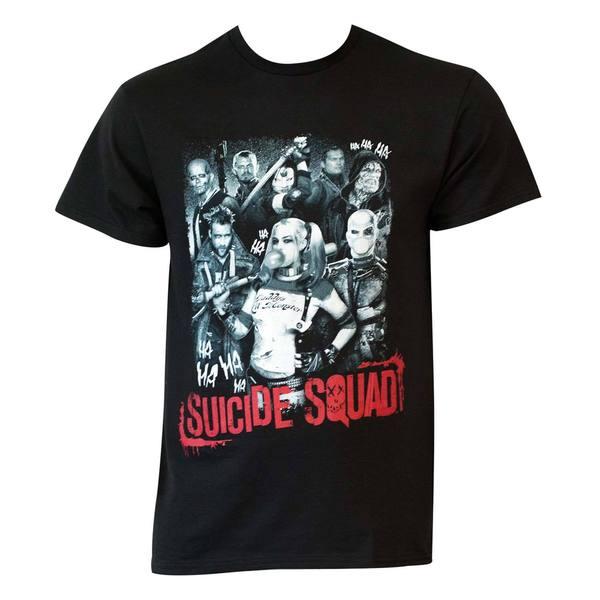 Suicide Squad Montage T-Shirt