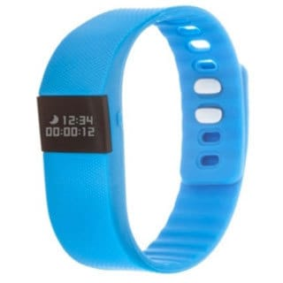 2016 Upgraded Baby Blue Fitness Tracker