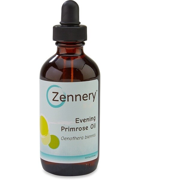 Zennery 4-ounce 100% Pure Evening Primrose Oil