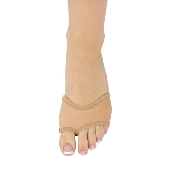 Danshuz Tan Neoprene Dancer's Half Soles