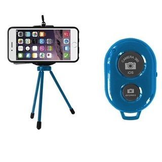 Selfie Tripod with Bluetooth Remote