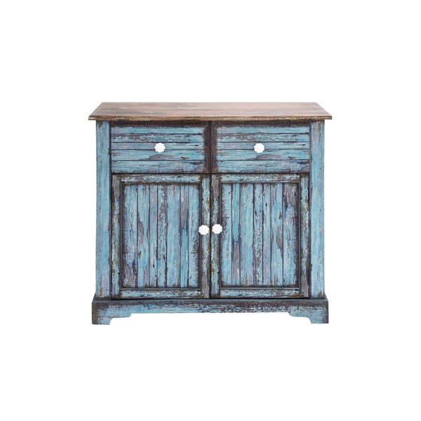 Wood Cabinet (38 inches wide x 35 inches high)