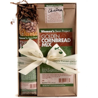 Women's Bean Project Soup Beans and Cornbread Bundle