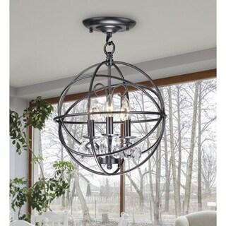 Appollinaris 3-Light Globe Pendant