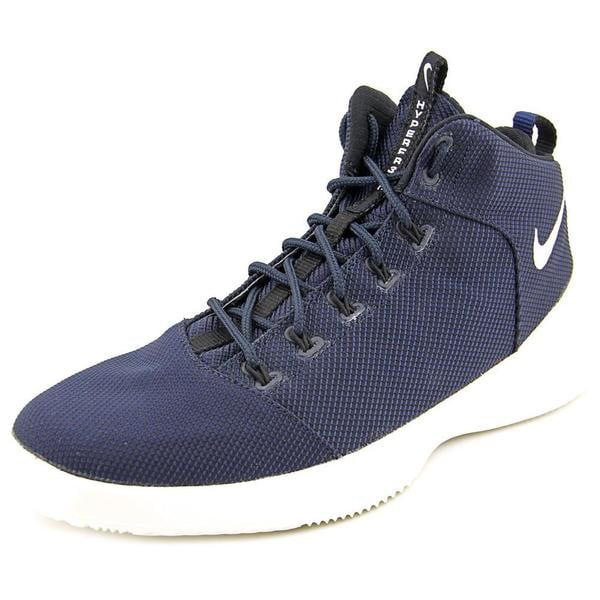 Nike Men's 'Hyperfr3sh' Dark Blue Basic Textile Athletic Shoes