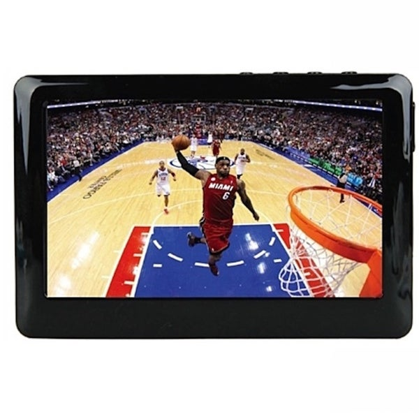Jamsonic 16GB 4.3-inch Touchscreen MP3/MP4 Music and Video Player