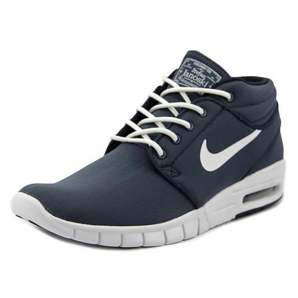 Nike Men's 'Stefan Janoski Max Mid' Synthetic Athletic Shoes