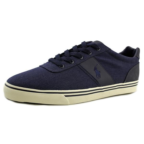 Polo Ralph Lauren Men's 'Hanford' Basic Textile Athletic Shoes