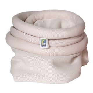 SafeSleep Breathable Light Pink Sleep Surface