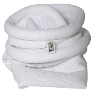 SafeSleep Breathable White Sleep Surface