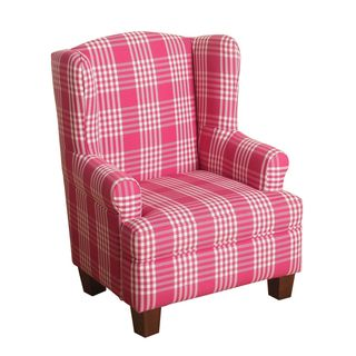 HomePop Anderson Junvenile Wingback Chair