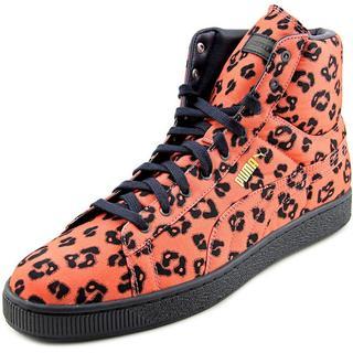 Puma Men's 'Basket Mid x HOH Leonine C' Canvas Athletic Shoes