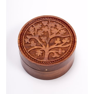 Large Tali Box - Tree of Life (India)