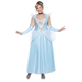 Classic Cinderella Women's Plus Size Costume