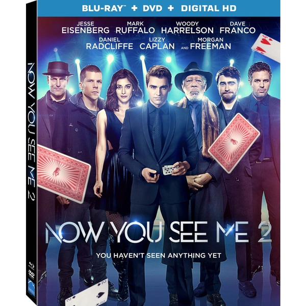 Now You See Me 2 (Blu-ray/DVD) 19648788