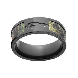 BZ New Break Up Mossy Oak Camo Ring