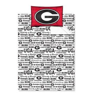 COL 820 Georgia 'Anthem' Twin-size Sheet Set