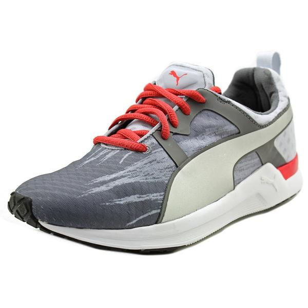 Puma Women's 'Pulse XT Fade' Grey Mesh Athletic Shoes