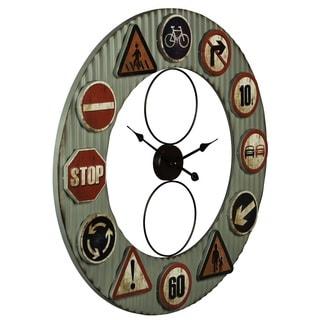 Chang Metal Clock