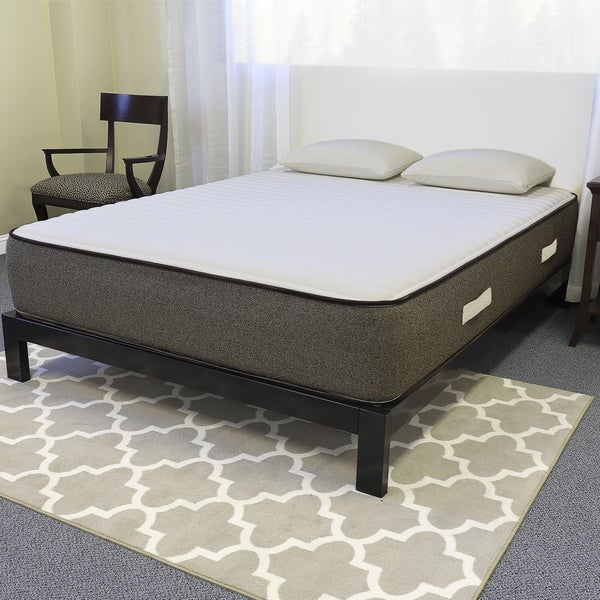 Englander Essentials 12-inch Twin-size Gel Memory Foam Mattress