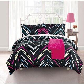Rainbow Arrow by Artistic Linen 5-piece Luxurious Comforter Set