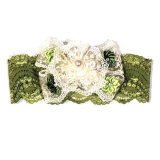 Victorian Style Lace Headband