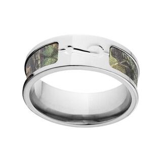 Titanium Mossy Oak New Break Up Camo Ring