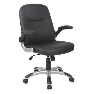 Porthos Home Elaine Adjustable Office Chair