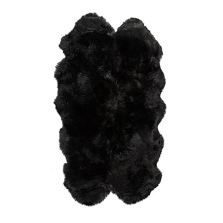 New Zealand 100-percent Natural Sheepskin Rug (3' x 6')