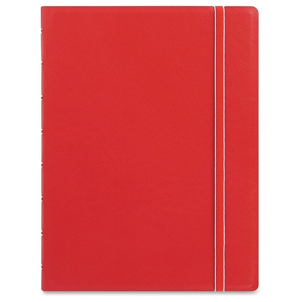 Filofax A5 Size Filofax Notebook - Red