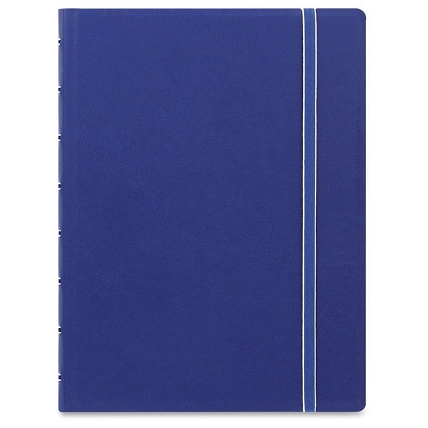 Rediform A5 Size Filofax Notebook - Blue