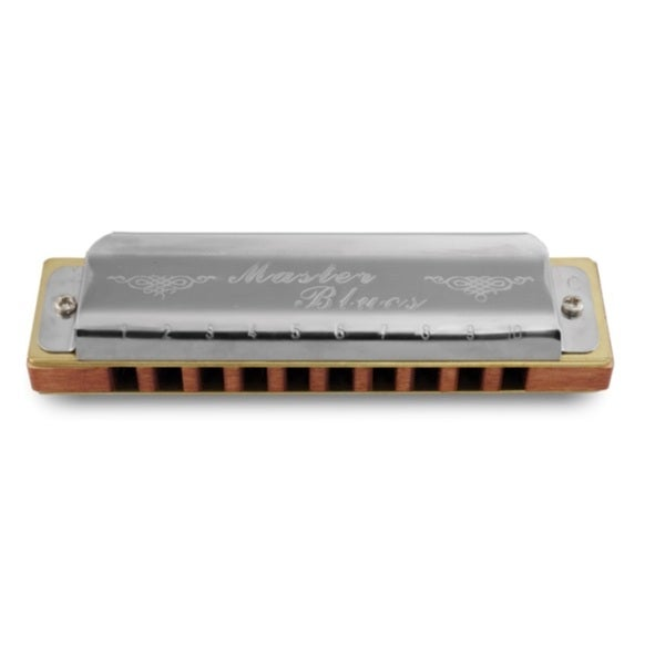 Hering Harmonicas 9020D Master Blues Diatonic Harmonica - Key of D