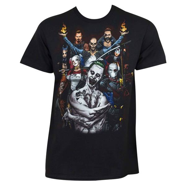 Suicide Squad Group Shot T-shirt