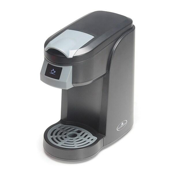 Technibrew 4253 Black Single Cup Coffee Maker 19652051