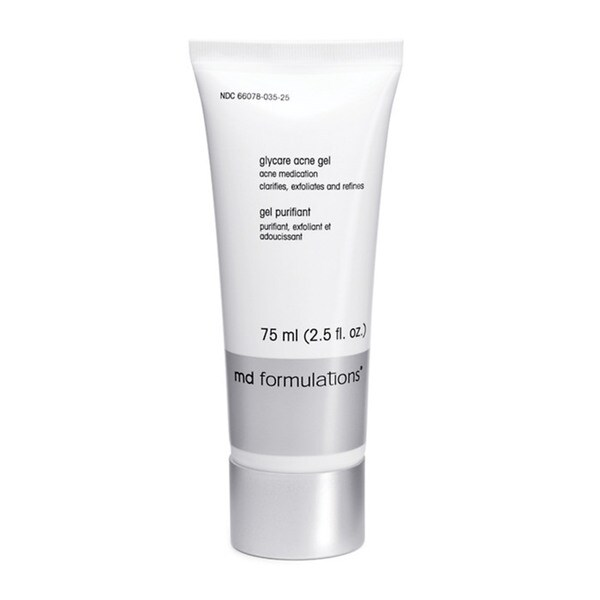 MD Formulations Glycare 2.5-ounce Acne Gel