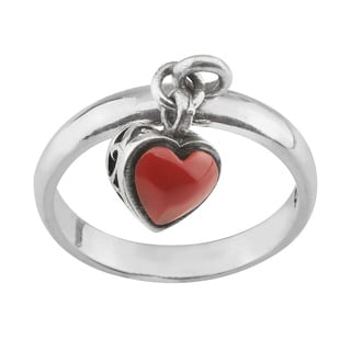 Haven Park Agate Charm Ring