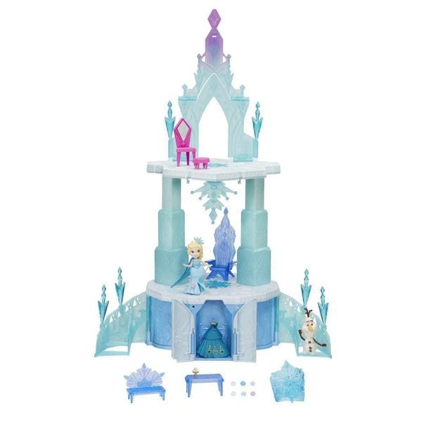 Disney Frozen Elsa's Magical Rising Castle
