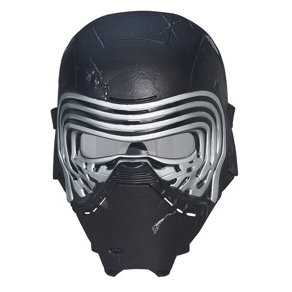 Star Wars Kylo Ren Voice Changing Mask
