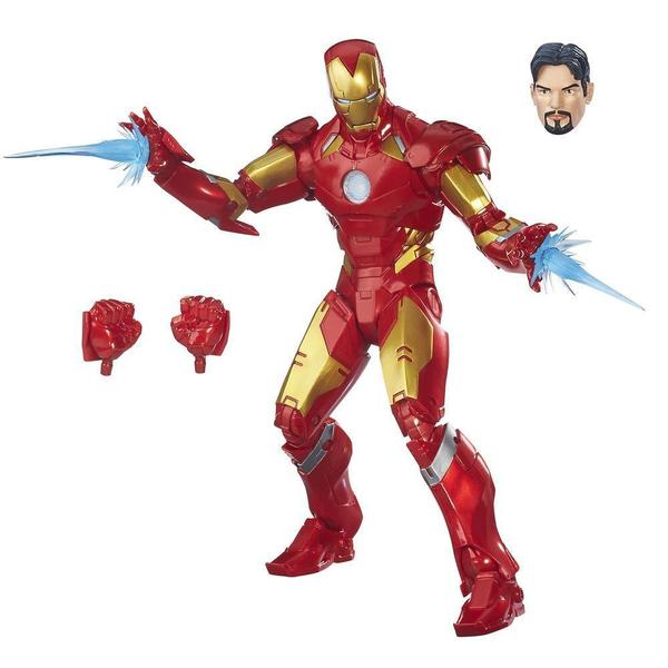 Avengers Legends 12-inch Iron Man Action Figure B7434 19653754