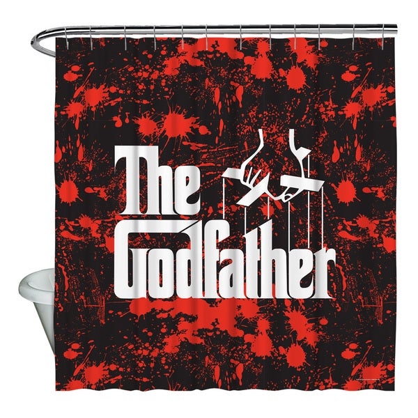 Godfather/Logo Shower Curtain