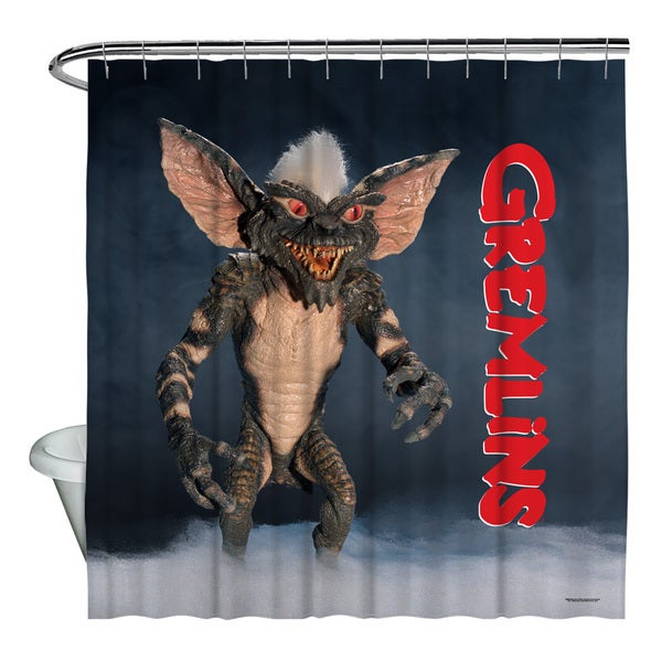 Gremlins/Smokey Gremlin Shower Curtain
