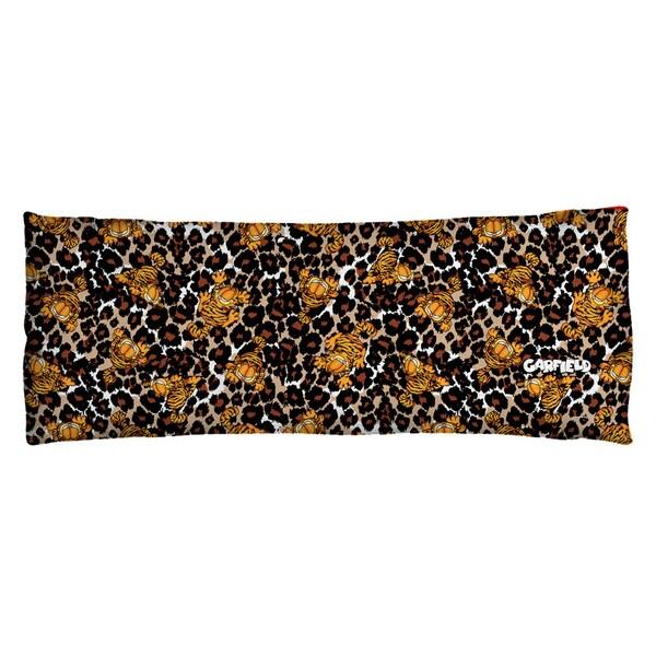 Garfield/Wild Cat Plush Fleece Body Pillow