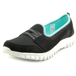 143 Girl Women's 'Sugar Cube' Black Fabric Athletic Shoes