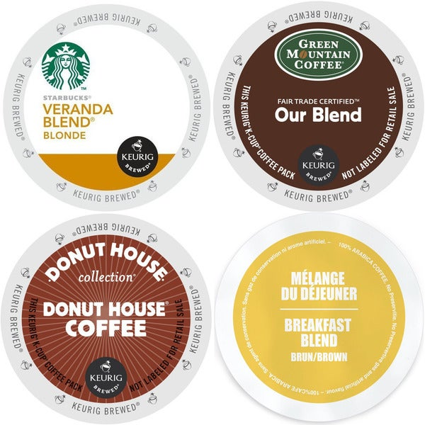 Light Roast KCup Coffee Variety Pack (Case of 96) 19656374