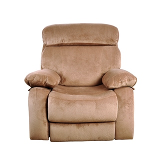 Barclay Rocking Reclining Chair Camel