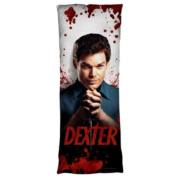 Dexter/Blood Never Lies Microfiber Body Pillow