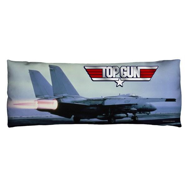 Top Gun/Take Off Microfiber Body Pillow