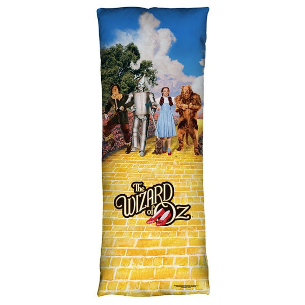 Wizard Of Oz/Road Microfiber Body Pillow